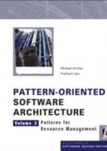 Обложка книги  - Pattern-Oriented Software Architecture, Patterns for Resource Management