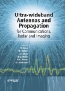 Обложка книги  - Ultra Wideband Antennas and Propagation for Communications, Radar and Imaging