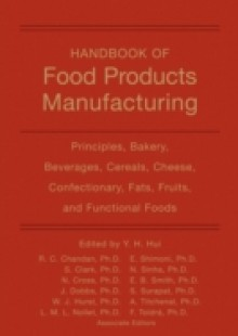 Обложка книги  - Handbook of Food Products Manufacturing, 2 Volume Set