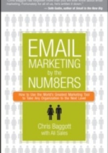 Обложка книги  - Email Marketing By the Numbers