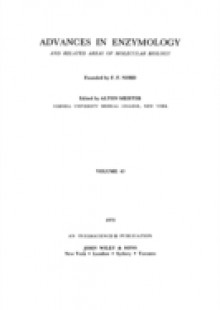 Обложка книги  - Advances in Enzymology and Related Areas of Molecular Biology, Volume 43