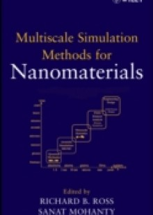 Обложка книги  - Multiscale Simulation Methods for Nanomaterials