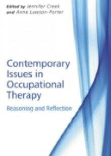 Обложка книги  - Contemporary Issues in Occupational Therapy