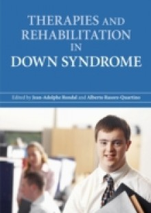Обложка книги  - Therapies and Rehabilitation in Down Syndrome
