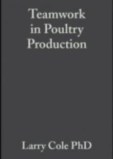 Обложка книги  - Teamwork in Poultry Production