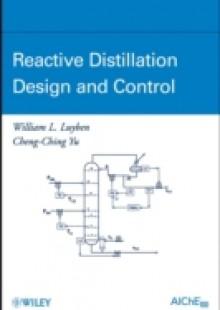Обложка книги  - Reactive Distillation Design and Control
