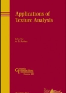 Обложка книги  - Applications of Texture Analysis