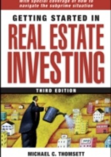 Обложка книги  - Getting Started in Real Estate Investing