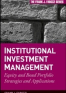 Обложка книги  - Institutional Investment Management