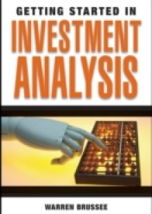 Обложка книги  - Getting Started in Investment Analysis