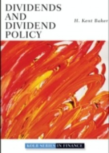 Обложка книги  - Dividends and Dividend Policy