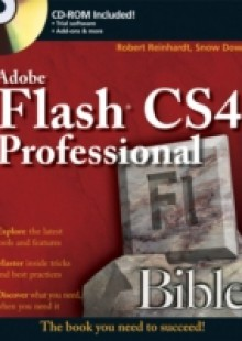 Обложка книги  - Flash CS4 Professional Bible