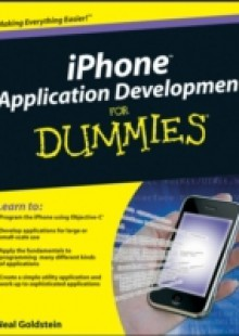 Обложка книги  - iPhone Application Development For Dummies