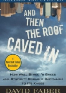 Обложка книги  - And Then the Roof Caved In