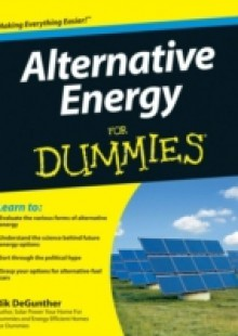 Обложка книги  - Alternative Energy For Dummies