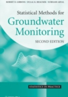 Обложка книги  - Statistical Methods for Groundwater Monitoring