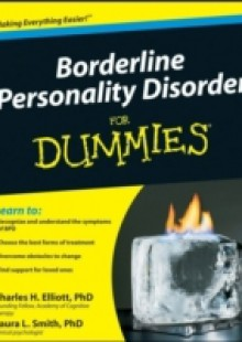 Обложка книги  - Borderline Personality Disorder For Dummies