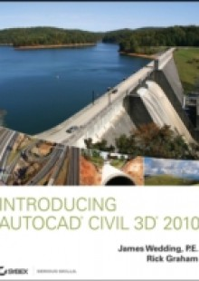 Обложка книги  - Introducing AutoCAD Civil 3D 2010