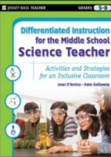 Обложка книги  - Differentiated Instruction for the Middle School Science Teacher