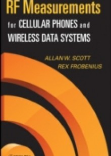 Обложка книги  - RF Measurements for Cellular Phones and Wireless Data Systems