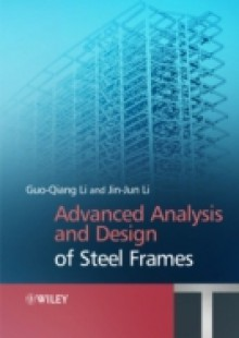 Обложка книги  - Advanced Analysis and Design of Steel Frames