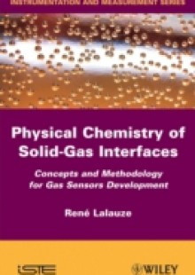 Обложка книги  - Physico-Chemistry of Solid-Gas Interfaces