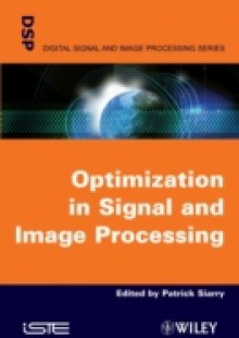 Обложка книги  - Optimisation in Signal and Image Processing