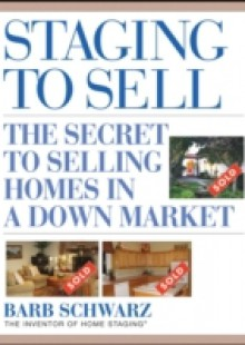 Обложка книги  - Staging to Sell