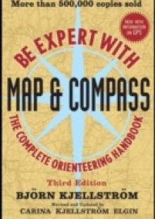 Обложка книги  - Be Expert with Map and Compass