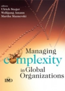 Обложка книги  - Managing Complexity in Global Organizations