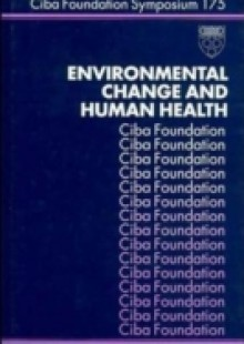 Обложка книги  - Environmental Change and Human Health