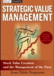 Обложка книги  - Strategic Value Management