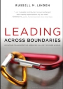 Обложка книги  - Leading Across Boundaries