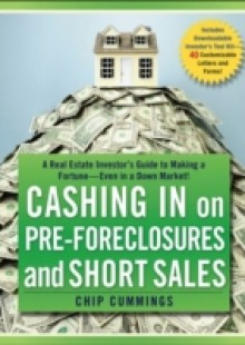 Обложка книги  - Cashing in on Pre-foreclosures and Short Sales