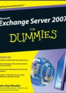Обложка книги  - Microsoft Exchange Server 2007 For Dummies