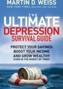 Обложка книги  - Ultimate Depression Survival Guide