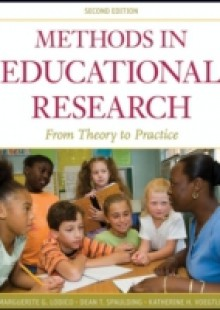 Обложка книги  - Methods in Educational Research