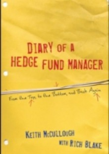 Обложка книги  - Diary of a Hedge Fund Manager
