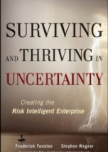 Обложка книги  - Surviving and Thriving in Uncertainty