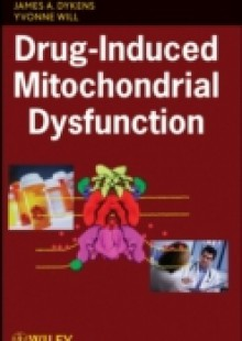 Обложка книги  - Drug-Induced Mitochondrial Dysfunction