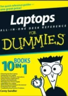 Обложка книги  - Laptops All-in-One Desk Reference For Dummies