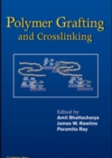 Обложка книги  - Polymer Grafting and Crosslinking