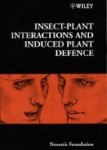 Обложка книги  - Insect-Plant Interactions and Induced Plant Defence