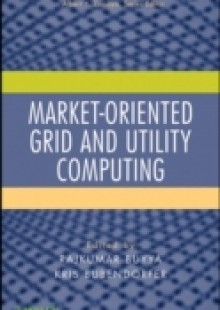 Обложка книги  - Market-Oriented Grid and Utility Computing