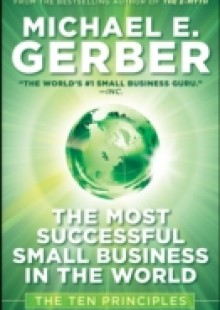 Обложка книги  - Most Successful Small Business in The World