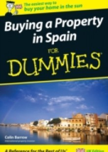 Обложка книги  - Buying a Property in Spain For Dummies