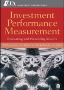 Обложка книги  - Investment Performance Measurement