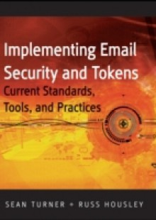 Обложка книги  - Implementing Email and Security Tokens
