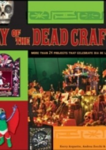 Обложка книги  - Day of the Dead Crafts