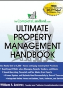 Обложка книги  - CompleteLandlord.com Ultimate Property Management Handbook